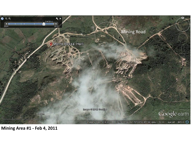 Haiti Morne Bossa Gold Missing!?   Mining Awareness +