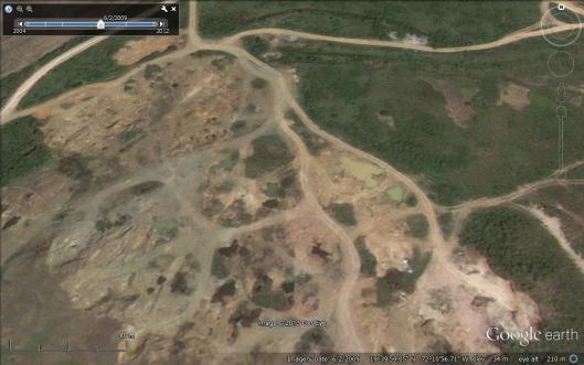 Mining Area 1 Ponds