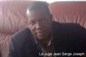 Judge Serge Joseph