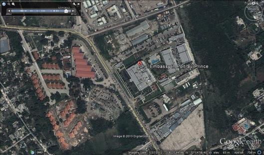 US Embassy Housing 3/27/2012 Haiti