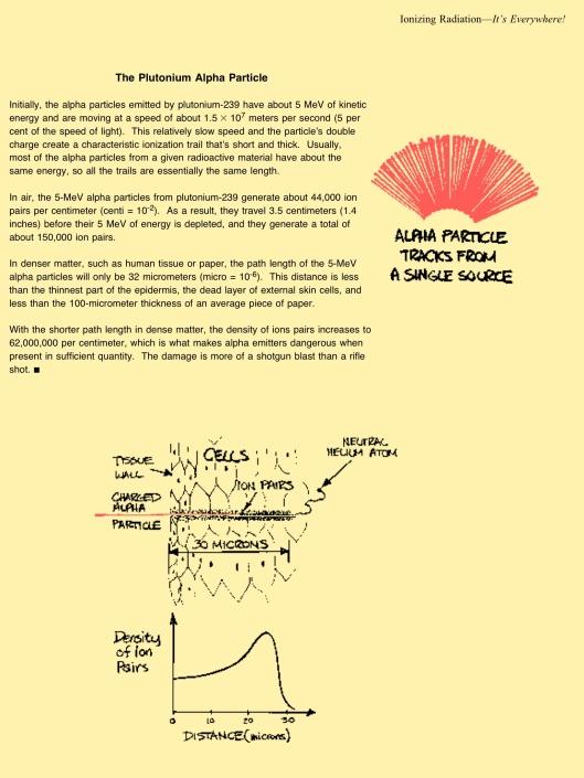 Los Alamos Science, 1995, Pllutonium