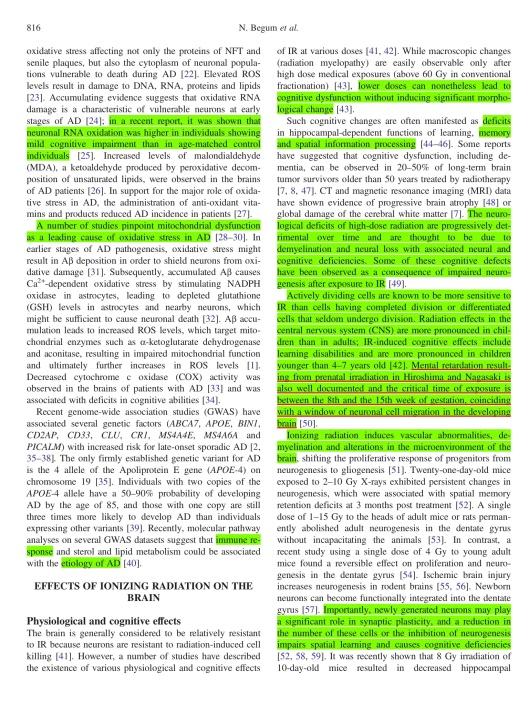 Begum et. al. 2012 (Alz IR) p. 2