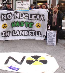 Working Demo 22nd march 2014 Radioactive Groundwaters?