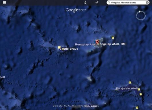 Rogelap Atoll