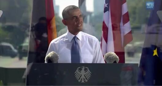 Obama Germany 2013