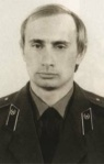 Putin young KGB www.kremlin. ru via wikimedia, Creative Commons
