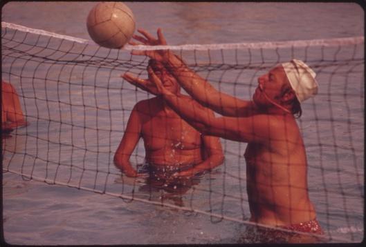 US EPA 1973 Water Volleyball