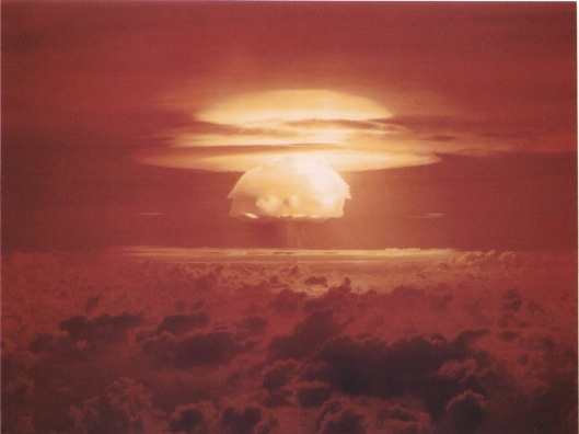 Castle Bravo 15 MT DOE-USG