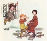 Rats of Hamelin by Kate Greenaway