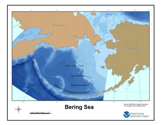 Pribilof Islands  NOAA