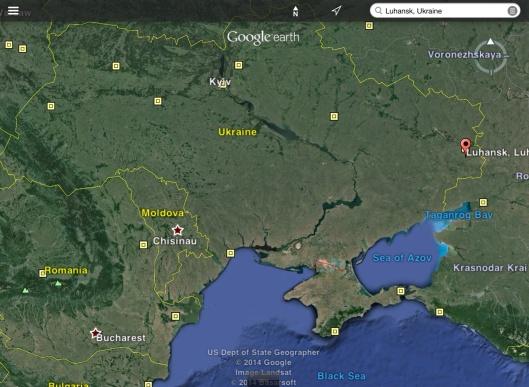Luhansk Ukraine