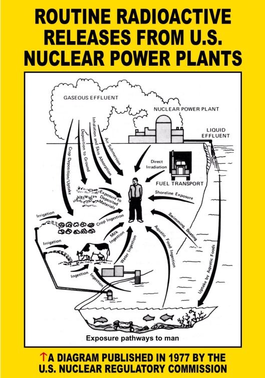 Routine Radioactive Releases from US NPP Beyond Nuclear p. 1