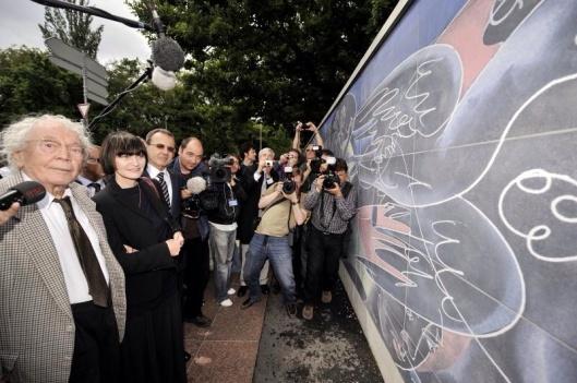 Hans Erni Peace Mural Geneva UN Photo/Jean-Marc Ferre, 2009