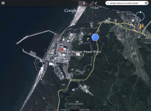 Sendai NPS waterfront Japan
