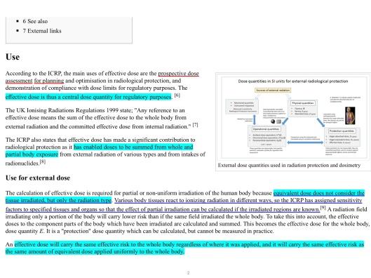 Effective Dose, Wikipedia, p. 2