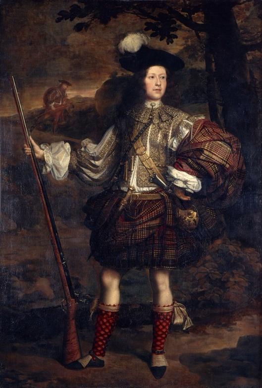 Lord Mungo Murray (Am Morair Mungo Moireach), ca 1680 by John Michael Wright