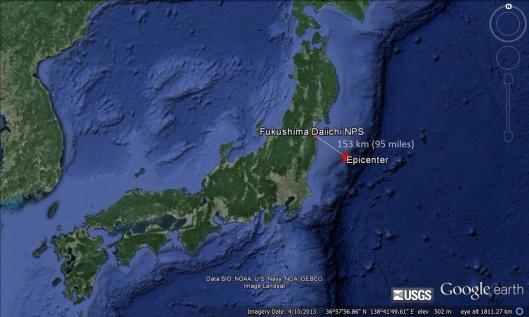 6.5 Earthquake 11 July 2014 19.22 UTC 12 July Japan
