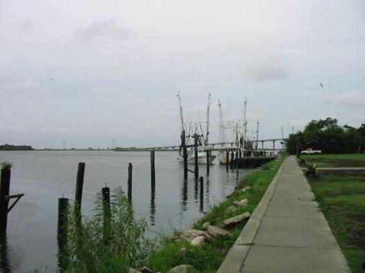 Apalachicola Bay, Florida, USA, Public Domain via Wikimedia
