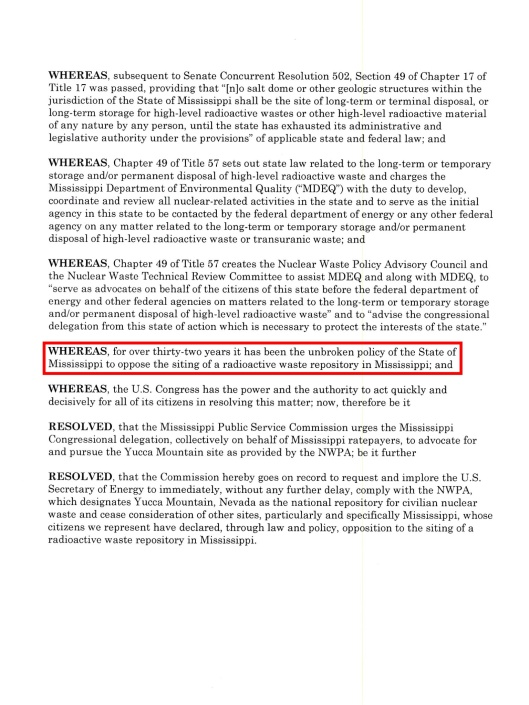 MS PSC Anti-Nuclear Waste July 2014 p. 2
