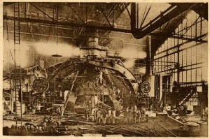 Le Creusot Steam Hammer