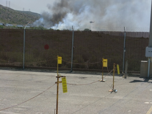 May 2014 wildfire near San Onofre NGS, NRC