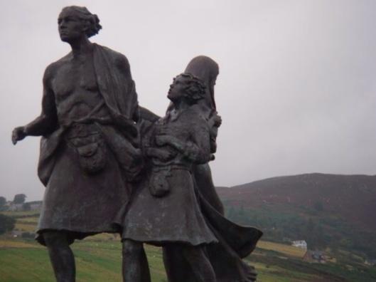Highland Clearances Monument