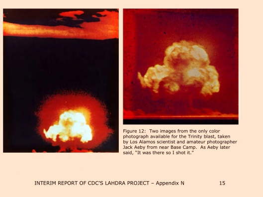 CDC Los Alamos Trinity Test, p. 15