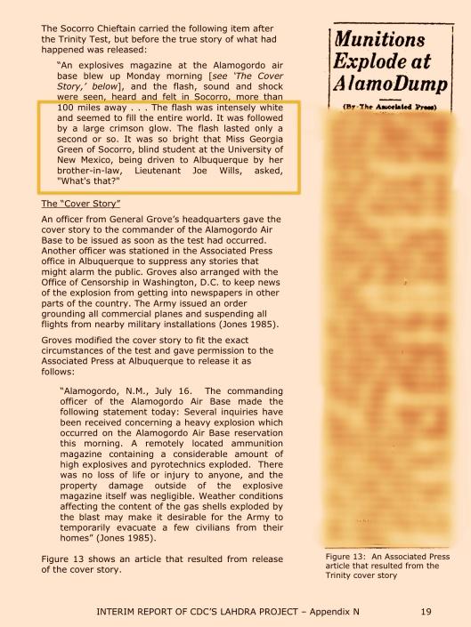 CDC LAHDRA, p. 19