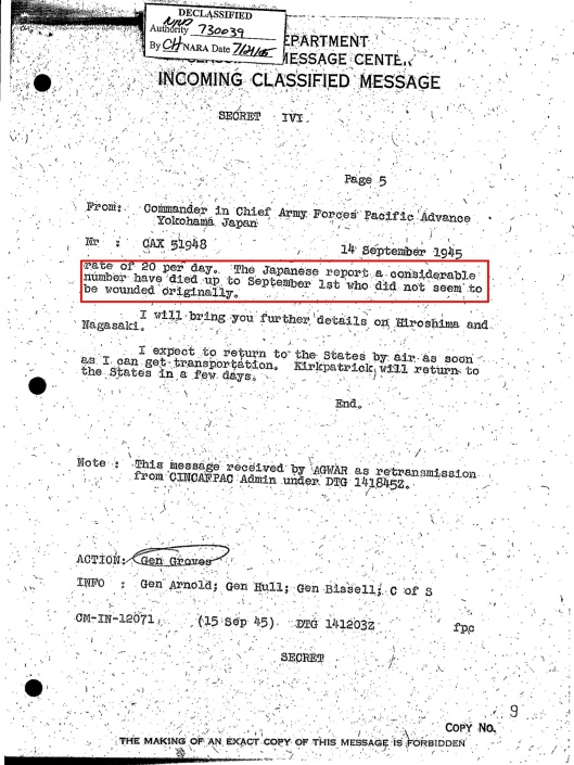 Nagasaki 14 Sept 1945 Declassified, p. 5