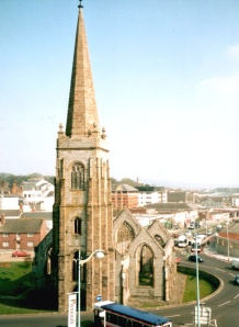 Charles Church Devon England public domain via wikipedia
