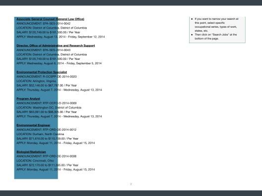 EPA jobs p. 2