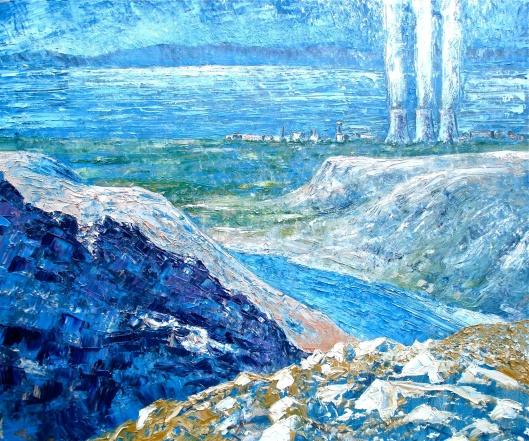 Moorside from Scafell Pike if 3 npps added by Marianne Birkby