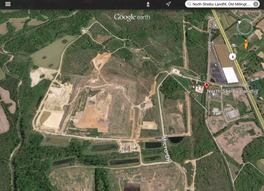 N. Shelby Landfill
