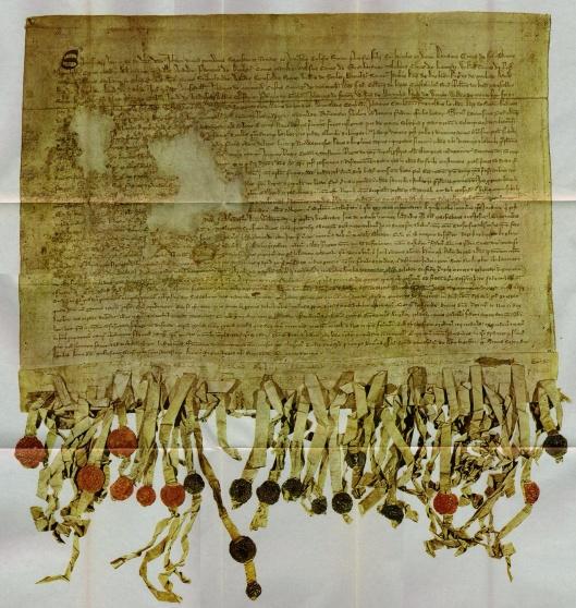 Declaration of Arbroath April 6, 1320