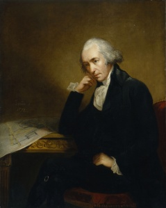 James Watt by von Breda