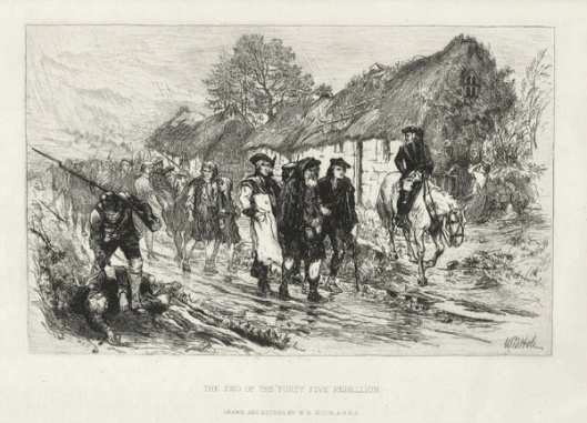 Aftermath of the 1745 rebellion