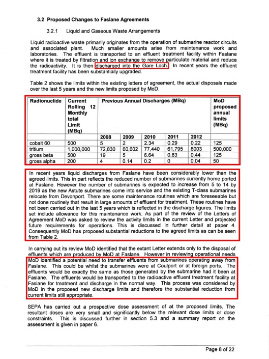 SEPA Clyde Consultation , p. 10