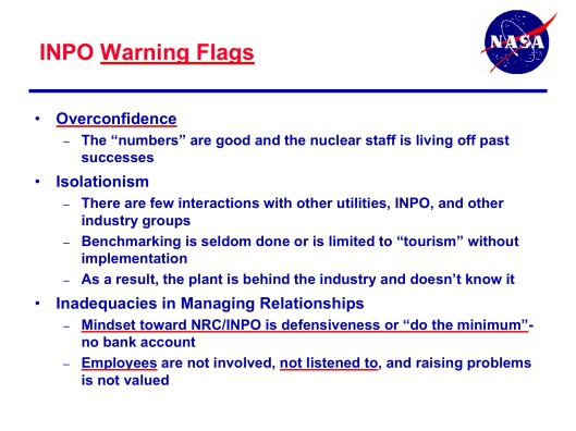 Davis Besse Nuclear Close Call, p. 10