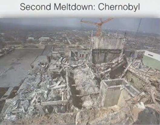 Arnie Gundersen Wave Conference Fairewinds Chernobyl