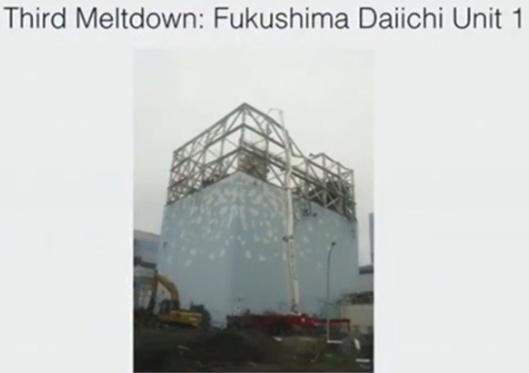 Arnie Gundersen Wave Conference Fairewinds Fuku meltdown 1