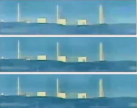 Arnie Gundersen Wave Conference Fairewinds Fuku explosn 1