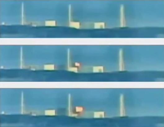 Arnie Gundersen Wave Conference Fairewinds Fuku fire 1