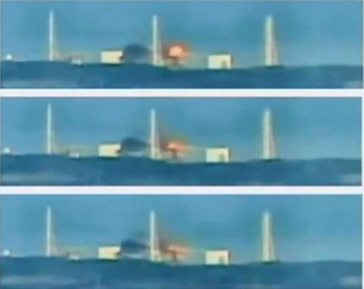 Arnie Gundersen Wave Conference Fairewinds Fuku fire 2