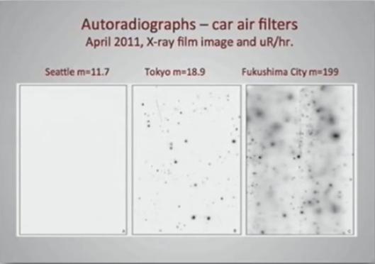 Arnie Gundersen Wave Conference Fairewinds Fuku care filters