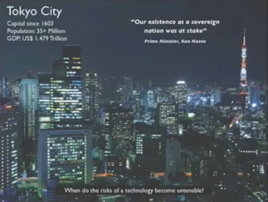 Arnie Gundersen Wave Conference Fairewinds Tokyo