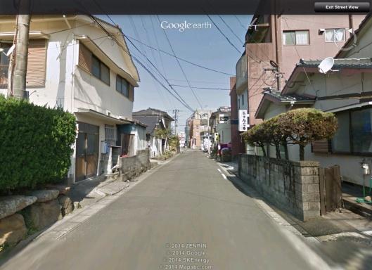 Satsuma Sendai street view