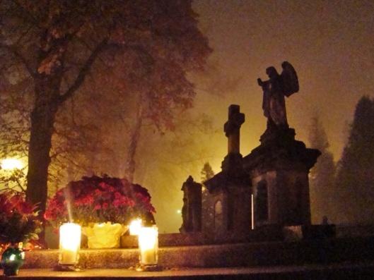 All Saints Day Sanok, 1 November 2011, by Silar, CC-BY-SA-3.0