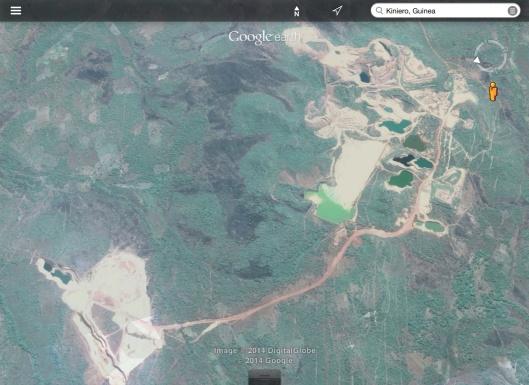 Kiniero Gold Mine