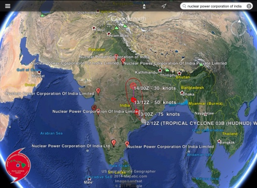India Nuclear Typhoon