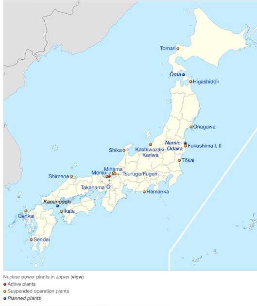 Japan NPP